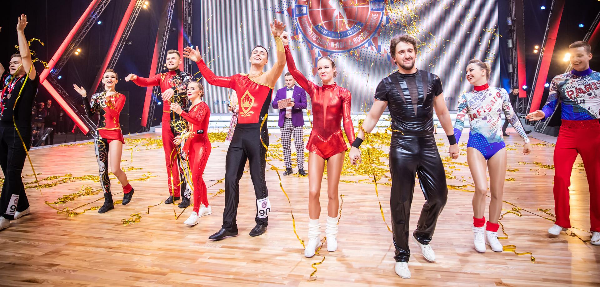Клубы акробатического рок н ролла в москве что творится в клубах москвы